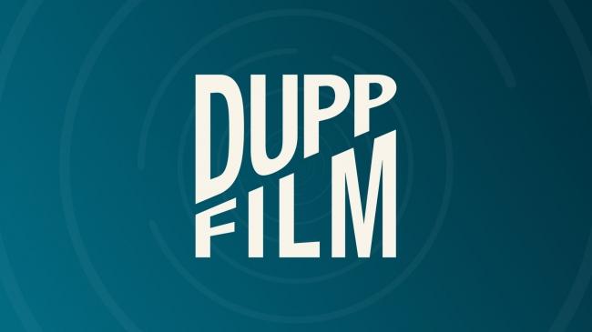 Ny Grafisk identitet och logotyp åt Dupp film
