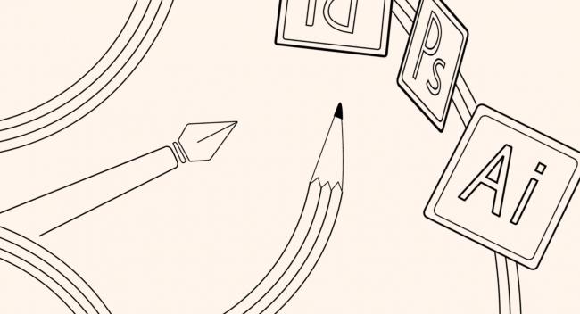 Illustrationstema: Karantän