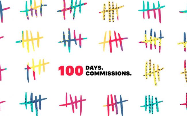 Letar frilansare för 100 uppdrag på 100 dagar