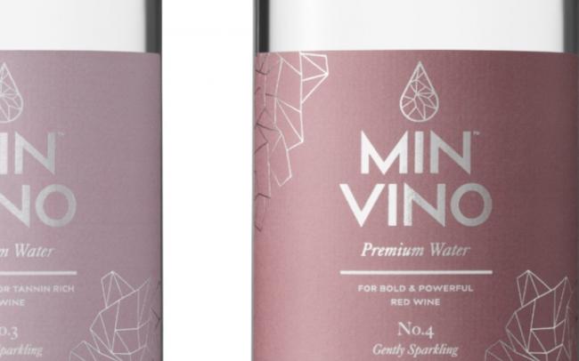 Form för vatten till vin